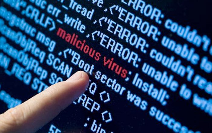 Protect your business computer from malware and viruses